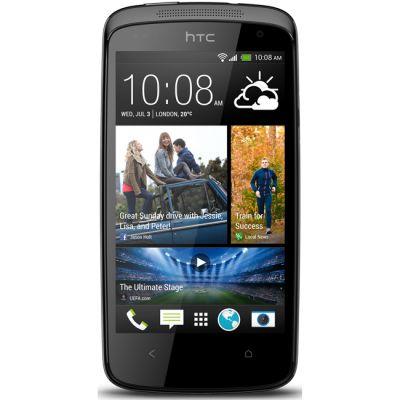 Смартфон HTC Desire 500 dual SIM Black