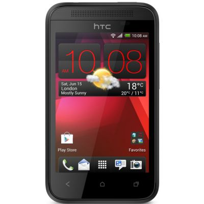 Смартфон HTC Desire 200 Black