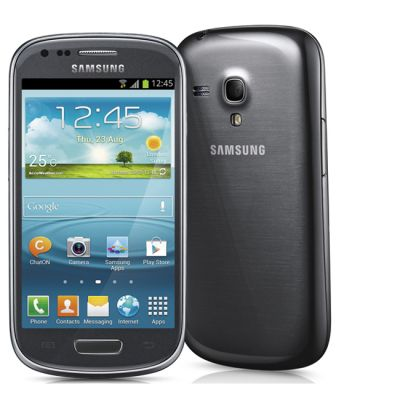 Смартфон Samsung Galaxy S III mini 8Gb GT-I8190 Gray GT-I8190TAASER