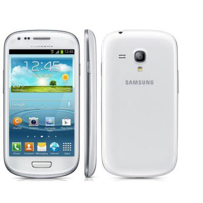 Смартфон Samsung Galaxy S III mini 8Gb GT-I8190 White GT-I8190RWASER