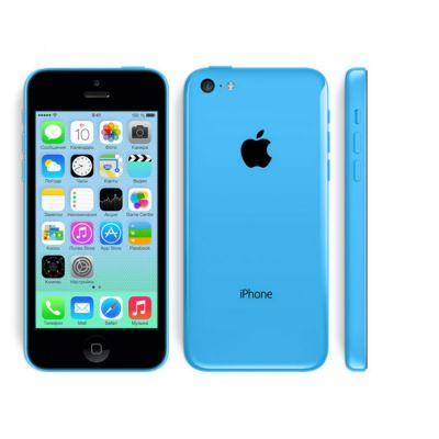 �������� Apple iPhone 5C 32Gb Blue MF094RU/A