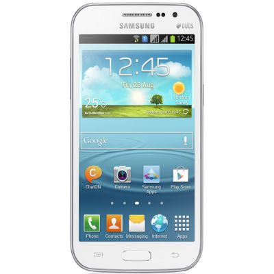 Смартфон Samsung Galaxy Win GT-I8552 Ceramic White GT-I8552RWASER