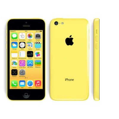 Смартфон Apple iPhone 5C 32Gb Yellow MF093RU/A
