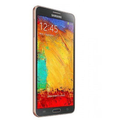 Смартфон Samsung Galaxy Note 3 SM-N900 32Gb Black/Gold SM-N9000BDESER