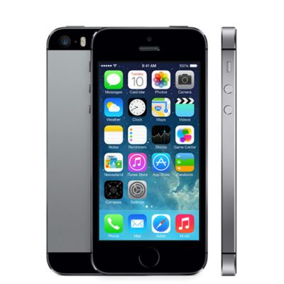 Смартфон Apple iPhone 5s 32GB Space Gray ME435RU/A