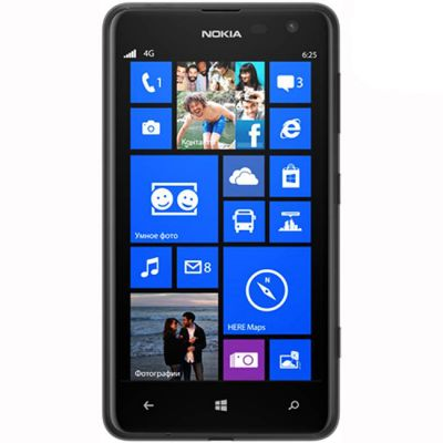 Смартфон Nokia Lumia 625 (черный)