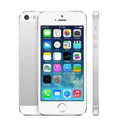 Смартфон Apple iPhone 5s 64GB Silver ME439RU/A