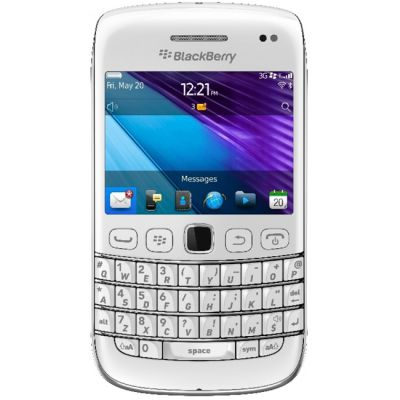 Смартфон Blackberry Bold 9790 White