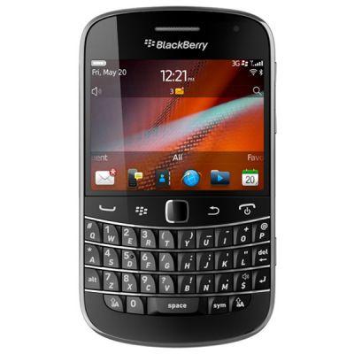 Смартфон Blackberry Bold 9900 черный