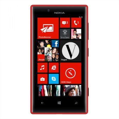 Смартфон Nokia Lumia 720 (красный)