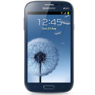 Смартфон Samsung Galaxy Grand Duos Blue GT-I9082 GT-I9082MBASER
