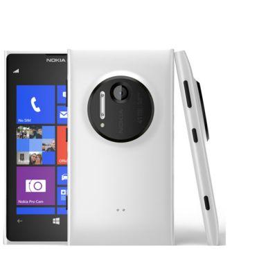 Смартфон Nokia Lumia 1020 (белый) A00014566