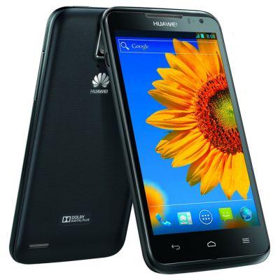 Смартфон Huawei Ascend D1 Quad XL Black (U9510E)