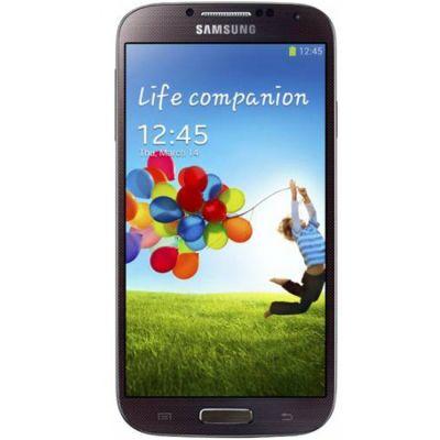 Смартфон Samsung Galaxy S4 GT-I9500 16 Brown GT-I9500ZNASER