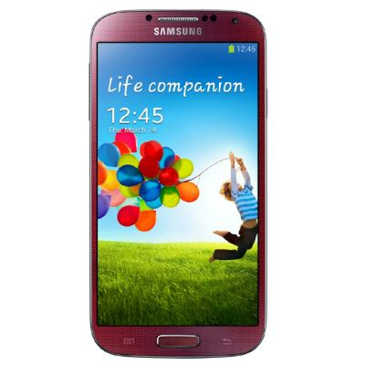 Смартфон Samsung Galaxy S4 GT-I9500 16Gb Red GT-I9500ZRASER