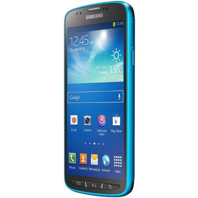 Смартфон Samsung Galaxy S4 Active Dive Blue 16Gb GT-I9295 GT-I9295ZBASER