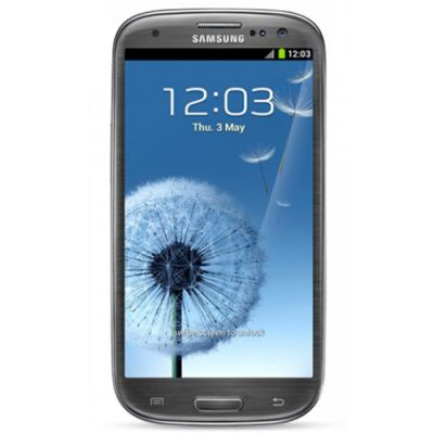 Смартфон, Samsung Galaxy S III 16Gb GT-I9300 Grey GT-I9300TADSER