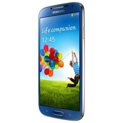 Смартфон Samsung Galaxy S4 16 GT-I9505 LTE Blue GT-I9505ZBASER