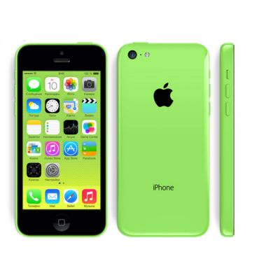 Смартфон Apple iPhone 5C 16Gb Green ME502RU/A