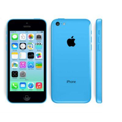 Смартфон Apple iPhone 5C 16Gb Blue ME501RU/A