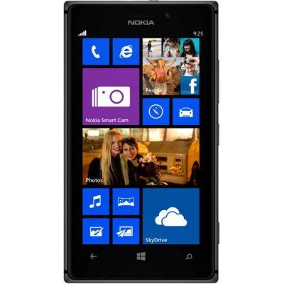 Смартфон Nokia Lumia 925 (черный)