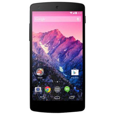 Смартфон LG Nexus 5 D821 16Gb (Black) LGD821.ACISBK