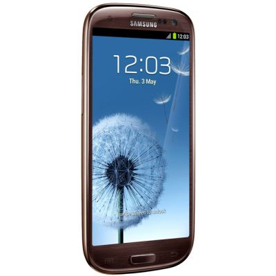 Смартфон Samsung Galaxy S4 mini GT-I9190 Brown GT-I9190ZNASER