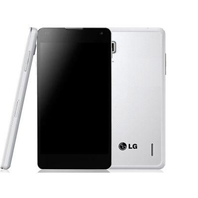 Смартфон LG Optimus G (белый) E975