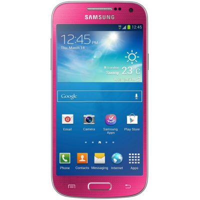 Смартфон Samsung Galaxy S4 mini GT-I9190 Pink GT-I9190ZIASER