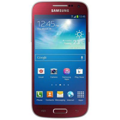 Смартфон Samsung Galaxy S4 mini GT-I9190 Red GT-I9190ZRASER