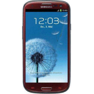 �������� Samsung Galaxy S4 mini Duos GT-I9192 Red GT-I9192ZRASER
