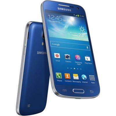 Смартфон Samsung Galaxy S4 mini Duos GT-I9192 Blue GT-I9192ZBASER