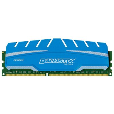 Оперативная память Crucial 4GB DDR3 1600 MT/s (PC3-12800) BLS4G3D169DS3CEU
