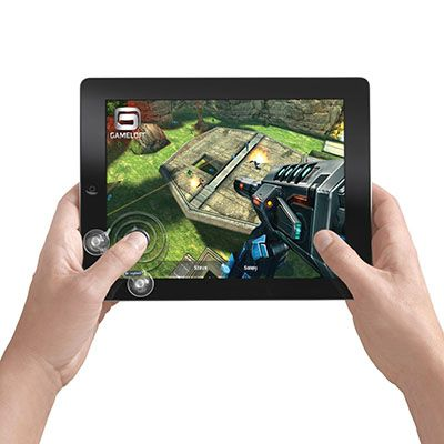 Logitech Джойстик Joystick for Tablet 943-000034