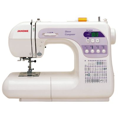 Швейная машина Janome 3050 / Decor Computer 50
