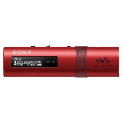Аудиоплеер Sony NWZ-B183F Red