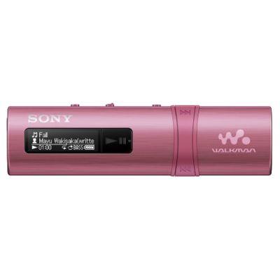 Аудиоплеер Sony NWZ-B183F Pink