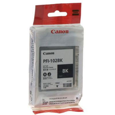 ��������� �������� Canon cartridge PFI-102BK 0895B001