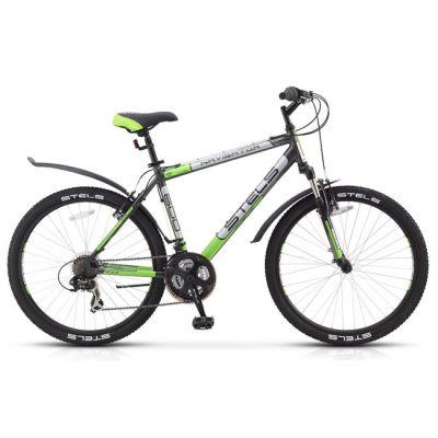 """Велосипед Stels Navigator 600 (2014) 19"""" зеленый"""