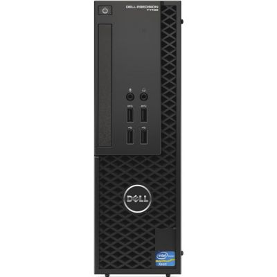 Настольный компьютер Dell Precision T1700 SFF CA016PT17008RUWS