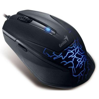Мышь проводная Genius X-G500 Black
