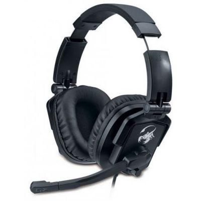 Наушники с микрофоном Genius GX-HS G550V Black