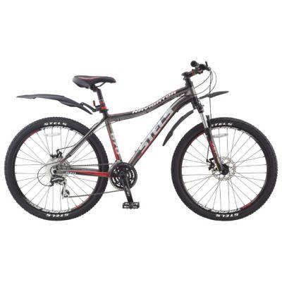 "Велосипед Stels Navigator 670 Disc (2014) 21"" серый"