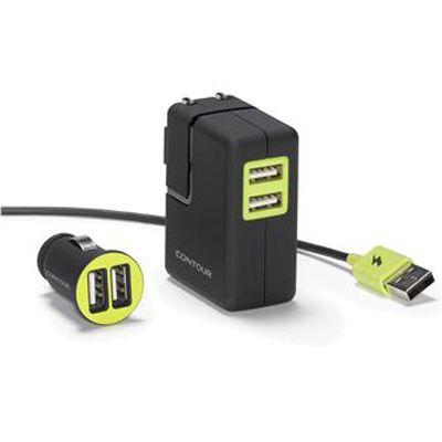 Contour �������� ���������� Camera Charging Kit - US (2950)