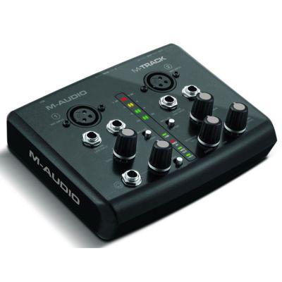 M-Audio M-TRACK USB аудио интерфейс