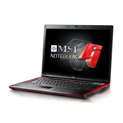 Ноутбук MSI GX630-019 ZM-82