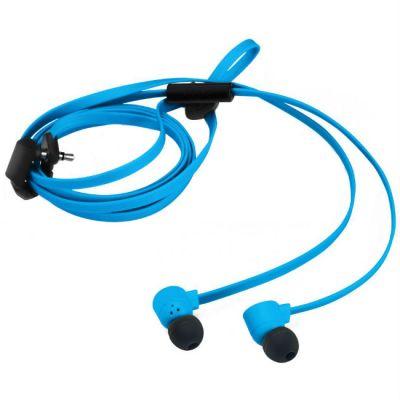 Гарнитура Nokia Coloud pop (голубой) WH-510