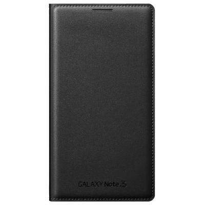 Чехол Samsung Flip Wallet для Galaxy S 5 (черный) EF-WG900BBEG