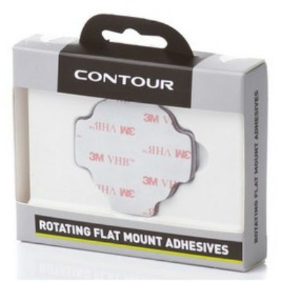 Contour клейкая поверхность Rotating Flat Mount Adhesives (3721)