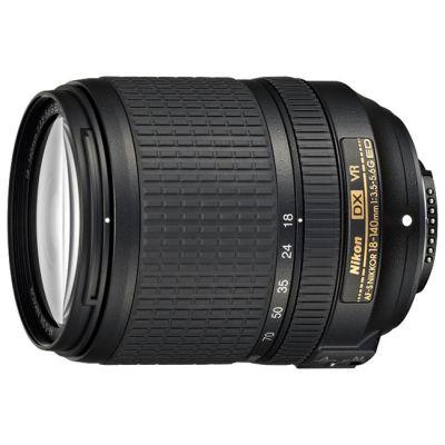 Зеркальный фотоаппарат Nikon D3200 Kit 18-140VR [VBA330KR10]